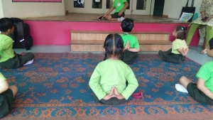 Toddlers Yoga