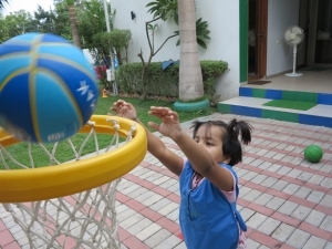 Basket Ball Session